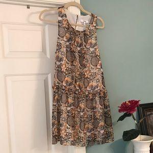 Likely short chiffon lined dress